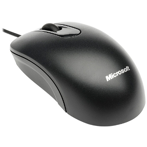 Microsoft Optical Mouse 200 USB for Business (OEM), černá