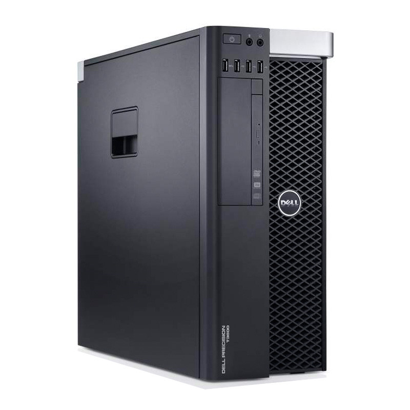 DELL Precision T3600 Xeon 4 Core / 16GB / 256 SSD / Quadro 2000 / Win10Pro