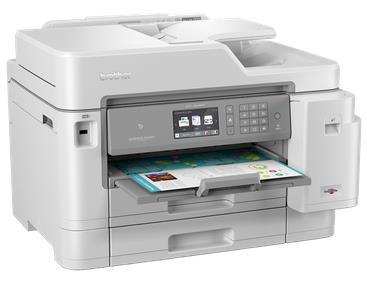Brother MFC-J5945DW, A3 tiskárna/kopírka/skener/fax, tisk na šířku, duplexní tisk, síť, WiFi, dotykový LCD