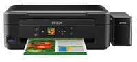 EPSON L455 - A4/33-15ppm/4ink//Wi-Fi/CISS