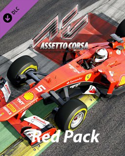 ESD Assetto Corsa Red Pack