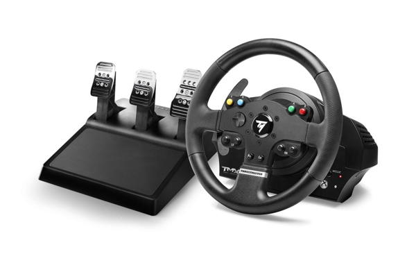 Thrustmaster Sada volantu TMX PRO a 3-pedálů T3PA pro Xbox One, One X, One S a PC