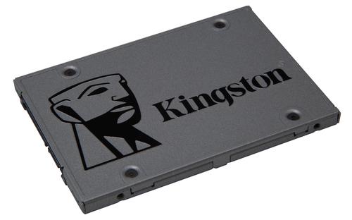 """120GB SSD UV500 Kingston 2.5"""" bundle"""