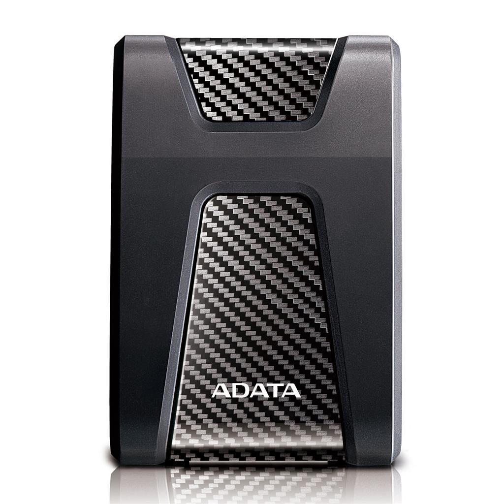 """ADATA externí HDD 4TB HD650 USB 3.1 2.5"""" černý"""