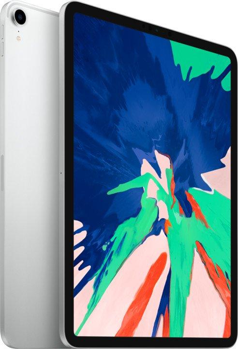 11'' iPad Pro Wi-Fi + Cell 64GB - Silver