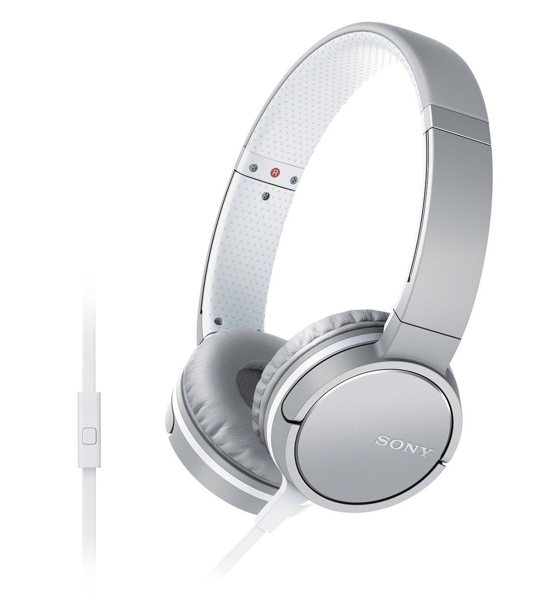 SONY MDR-ZX660AP - White