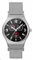 GOCLEVER chytré hodinky FIT WATCH ELEGANCE SILVER, stříbrná