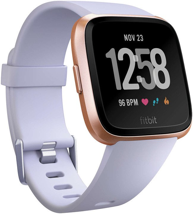 Fitbit Versa - Rose Gold / Periwinkle