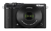 NIKON 1 J5 + 10-30mm černý