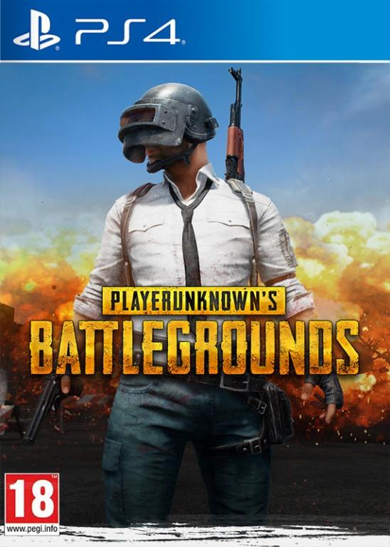 PS4 - PlayerUnknown's Battlegrounds (PS4)/EAS
