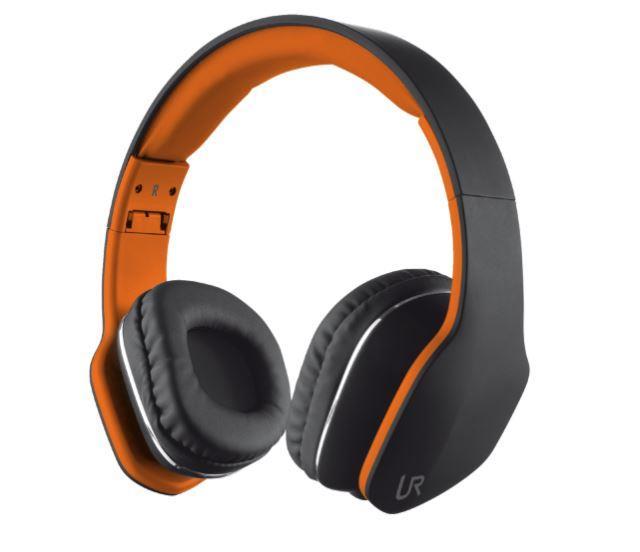 náhlavní sada TRUST Urban Mobi Headphone - black