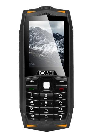 EVOLVEO StrongPhone Z3, vodotěsný odolný 3G Dual SIM telefon