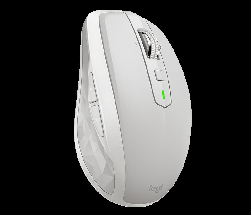 Logitech® Wireless Mouse MX Anywhere 2S - Light Grey - EMEA