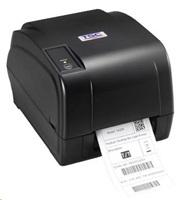 TSC TA-210 Stolní TT tiskárna čárových kódů, 5 ips, 203 dpi, USB+RS232.