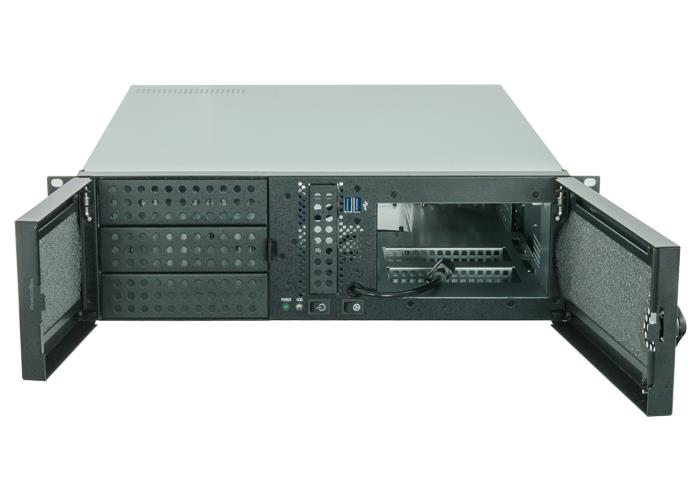 Chieftec PC skříň UNC-310A-B-OP (bez PC zdroje)