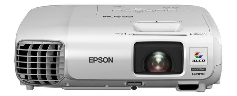 3LCD EPSON EB-W29 WXGA 3000 Ansi 10000:1