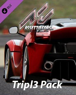 ESD Assetto Corsa Tripl3 Pack