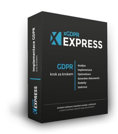 xGDPR Lite pro 1 PC a 1 společnost