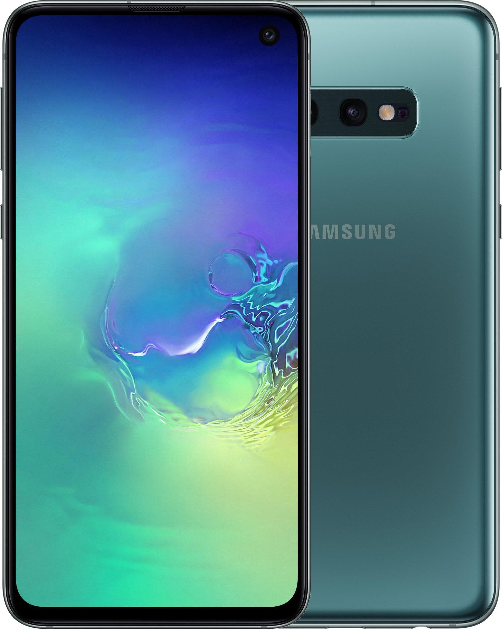 Samsung Galaxy S10e 128GB Dual Sim, Green