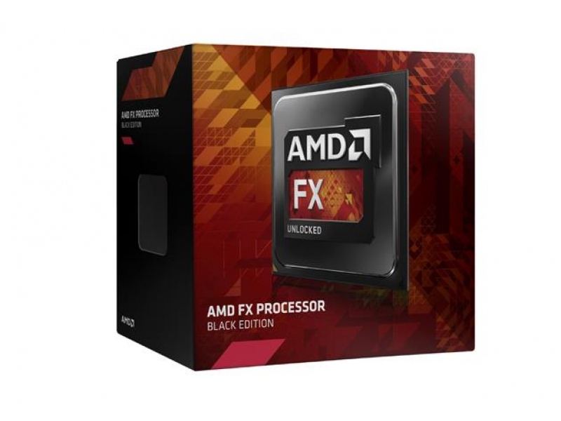 AMD X8 8300, 3.3GHz,16MB, 95W, AM3+, Wraith cooler, box