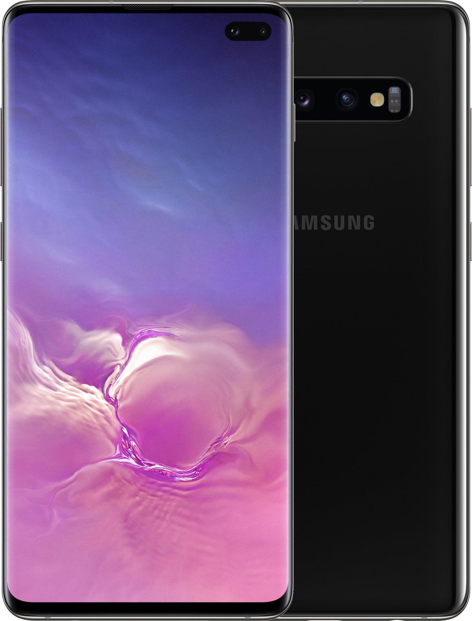 Samsung Galaxy S10+ SM-G975 128GB Dual Sim, Black