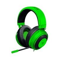 RAZER sluchátka s mikrofonem KRAKEN PRO V2 Oval Green Analog Gaming Headset