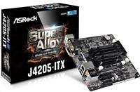 ASRock MB Int.procesor J4205-ITX, 2xDDR3, VGA, mini-ITX