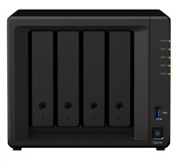 Synology DS418 DiskStation (1,4GHz/2GBRAM/4xSATA/2xGbE)