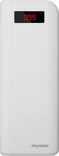MyMAx PowerBank 20000mAh White