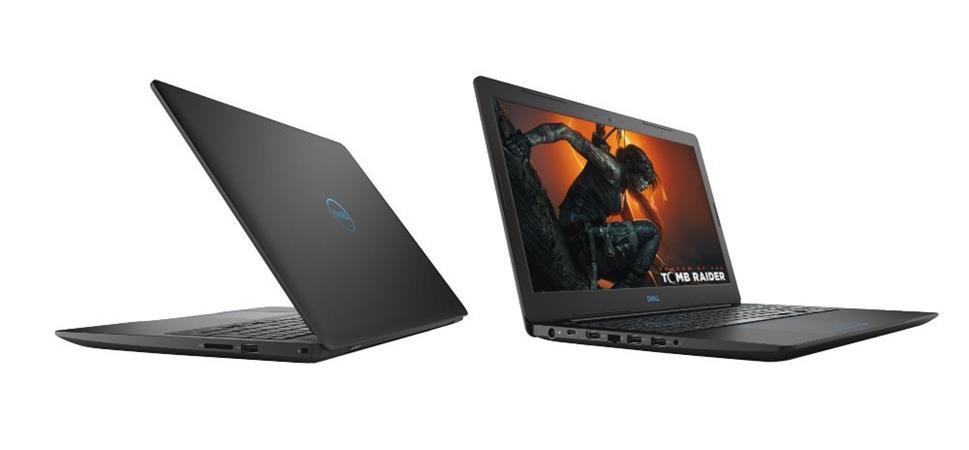 """DELL G3 15(3579)/i7-8750H/16GB/256GB SSD + 1TB/15,6""""/FHD/6GB Nvidia 1060 Max Q/Win10 64bit/černý"""