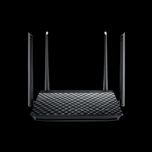 ASUS Dual-band Wireless-AC1200 Gigabit Router RT-AC57U