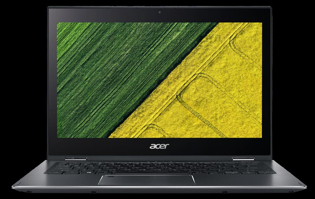 """Acer Spin 5 - 13,3T""""/i5-8265U/8G/256SSD/W10Pro šedý + stylus + 2 roky NBD"""