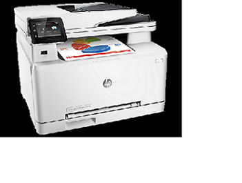 HP CLJ Pro Color 200 MFP M277dw (A4, 18/18ppm, USB.2.0, Ethernet, WI-FI, Duplex, Print/Scan/Copy/Fax, )
