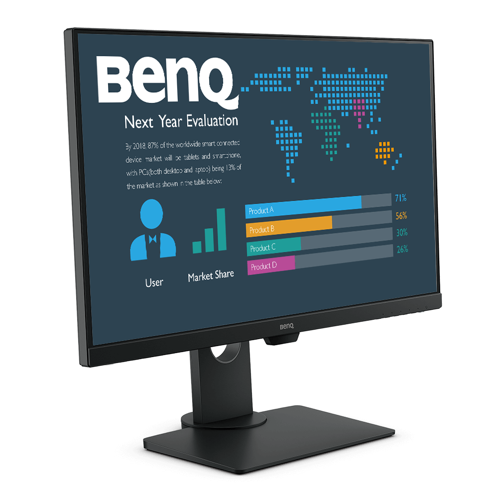 Monitor BenQ BL2780T 27inch, panel IPS, DP/HDMI, speakers