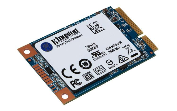 Kingston Flash SSD 120G SSDNOW UV500 mSATA