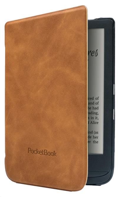 POCKETBOOK pouzdro pro Pocketbook 616, 627, 628, 632, 633/ hnědé