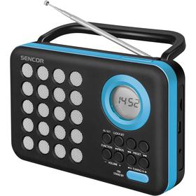 SRD 220 BBU RÁDIO S USB/MP3 SENCOR