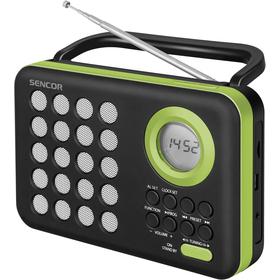 SRD 220 BGN RÁDIO S USB/MP3 SENCOR