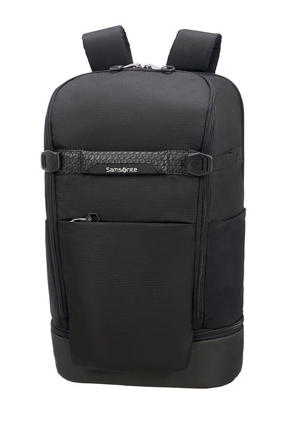 SAMSONITE CO5-09-004 Backpack L SAMSONITE CO509004,HEXA-PACKS 15,6Exp.,comp,tblt, doc. pock, black