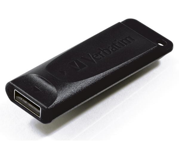 Akce!!! VERBATIM STORE N GO USB 2.0 DRIVE SLIDER 16GB BLACK