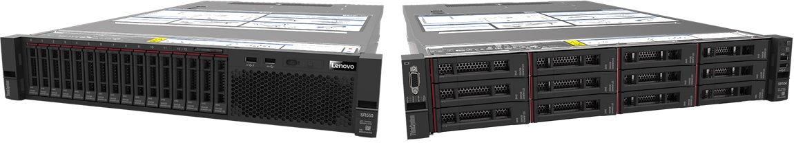 """Lenovo ThinkSystem SR650 2x Silver 4110 8C 2.1GHz 85W/2x16GB/0GB 2,5""""(8)/930-8i(2GB f)/4x1Gb LOM/XCC-E/750W - DEMO"""