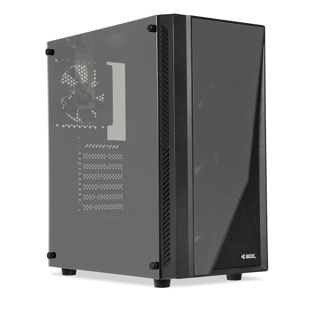 PC skříň I-BOX WIZARD 3 GAMING