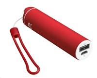 Trust Stilo PowerStick Portable Charger 2600 20693 Přenosný záložní zdroj 2600mAh - červená