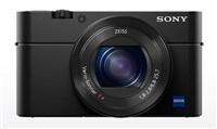 SONY DSC-RX100 IV Cyber-Shot 20,2 MPix, 3,6x zoom - černý
