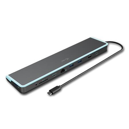 i-tec USB 3.1 Type C HDMI Flat Docking Station Power Delivery 60W