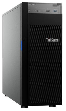 """Lenovo ST250 Xeon E-2144G 4+2C 71W 3.6GHz/1x16GB/0GB SATA HS 3,5""""(4)/530-8i/DVD-RW/XCC-S/550W"""