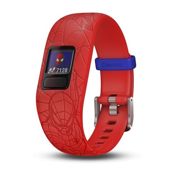 Garmin Vivofit jr. 2 Marvel (Spider-Man, Red)