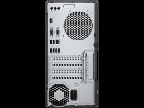 HP 290 G2 MT i3-8100 4GB 256SSD Win10 Pro 64 klávesnice EN+myš