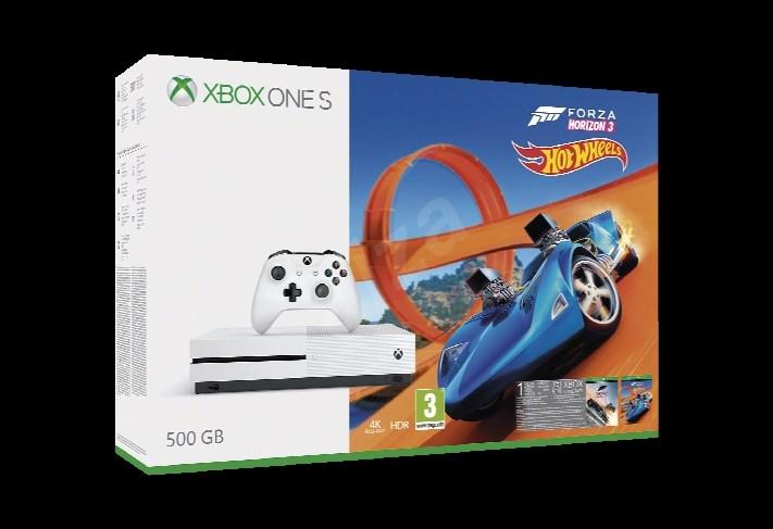 XBOX ONE S - 500GB + Forza Horizon 3