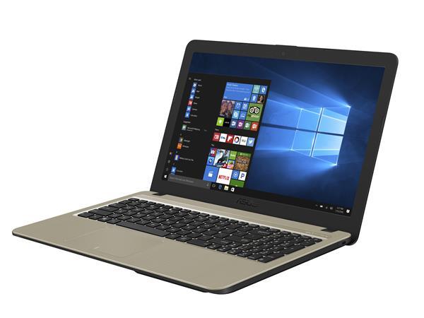 "ASUS X540MA-DM304T Celeron N4000/4GB/500GB HDD/15,6"" FHD, TN/Win10/stříbrný"
